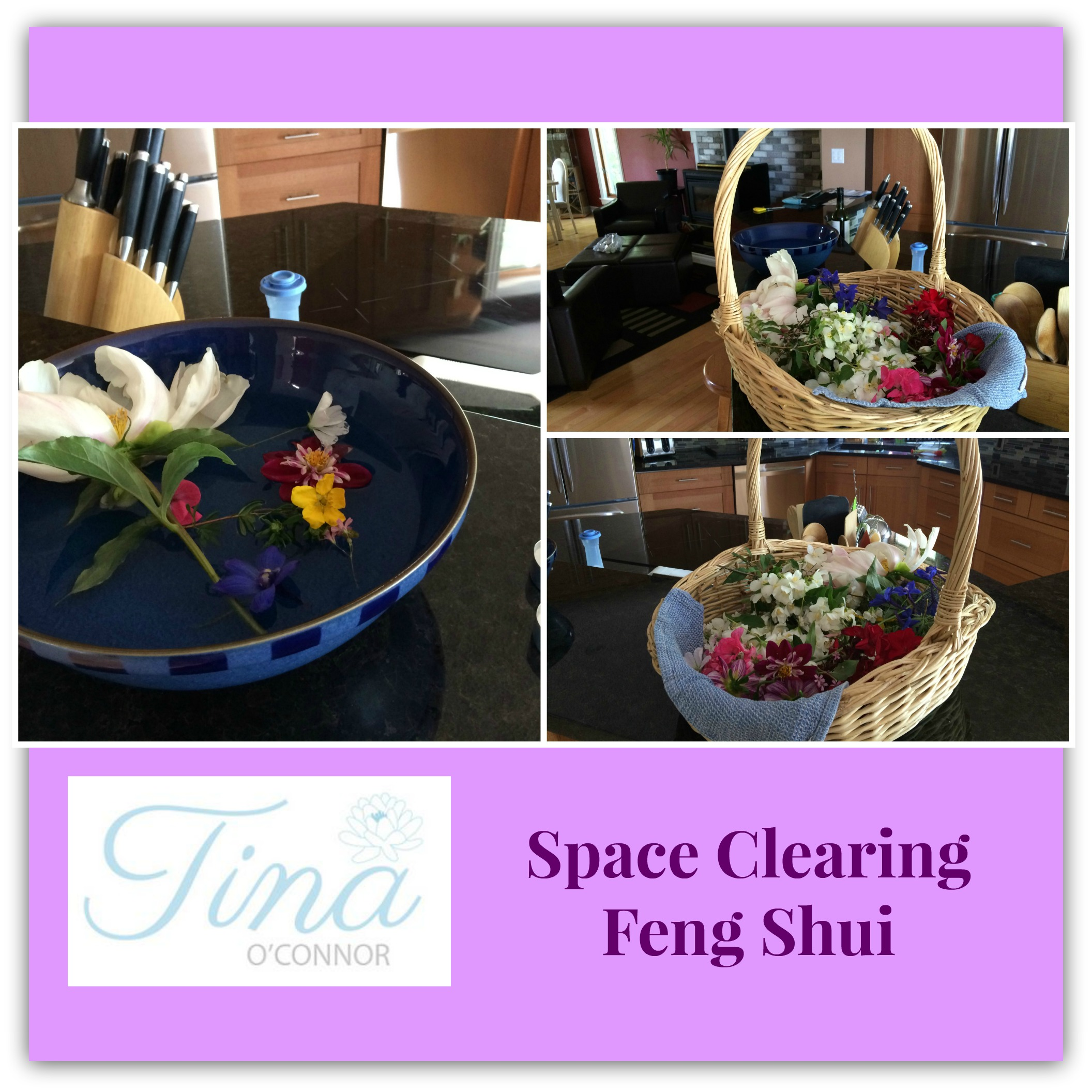 space clearing feng shui