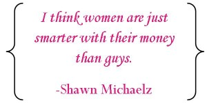 Shawn M Quote money