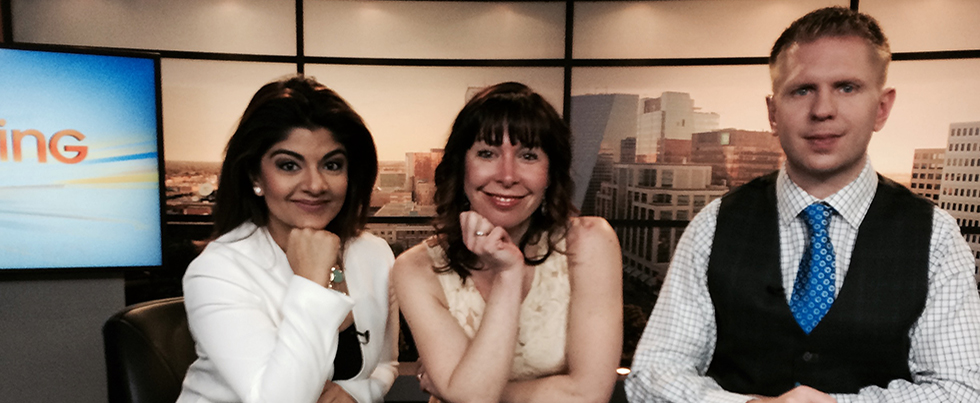 Tina talks to the CTV Morning Live crew about her latest release Be That Kinky Girl