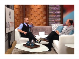 Jeff Moore on Daytime YR with Noel Binderman