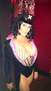 Terri Stevens as Cher 2